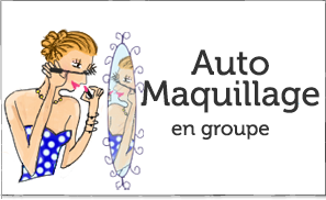 Auto-Maquillage en groupe